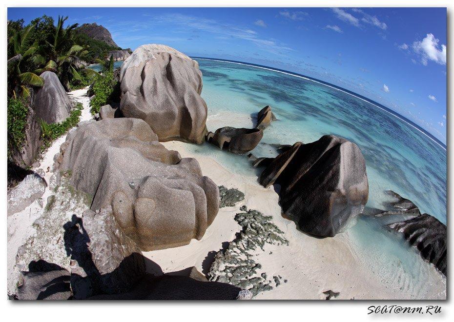 la digue, ла диг, сейшеллы, seychelles, острова, баунти, Андрей (SCAT)