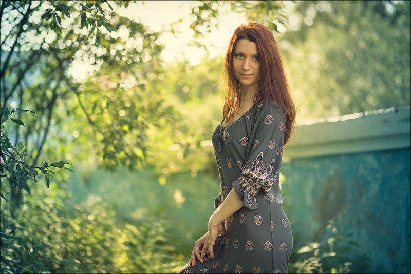мурманск,лето,жанровый портрет, Александр Рогачёв