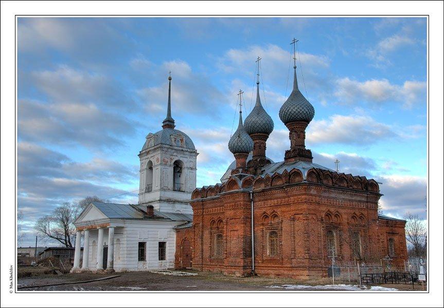 воскресенско-никольский, храм, в, комплексе, с, усыпальницей, преподобного, паисия..., Max Khokhlov