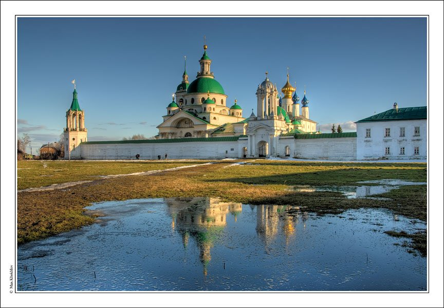 ростов, спасо-яковлевский, дмитриев, монастырь..., Max Khokhlov