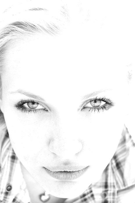 даша, портрет, Fantom