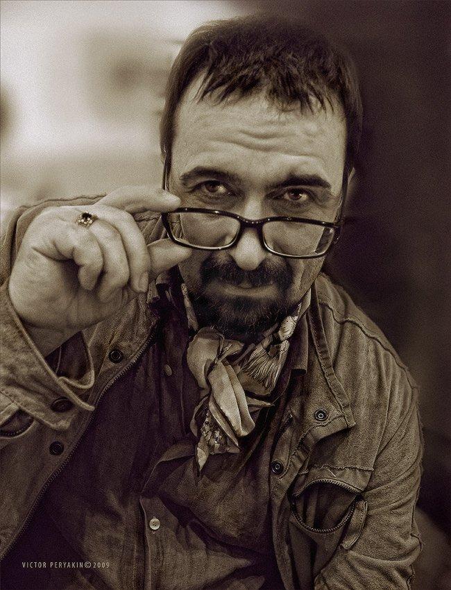 nicholas, rezvyakov, портрет, очки, фотограф, Виктор Перякин