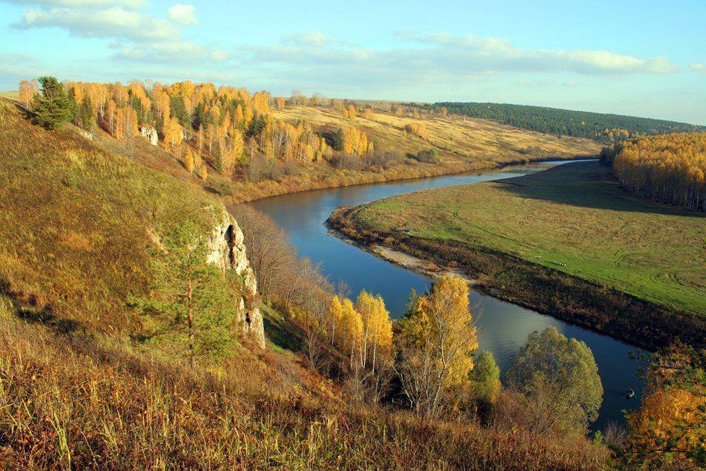 золото, осень, Клековкин Александр