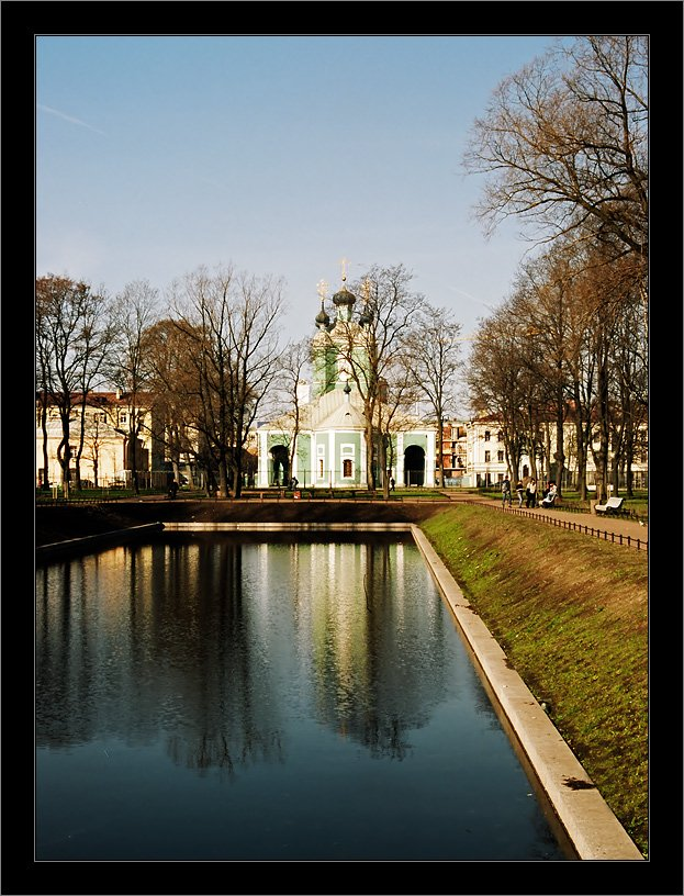 петербург, собор,  сампсониевский, Kirill Shapovalov