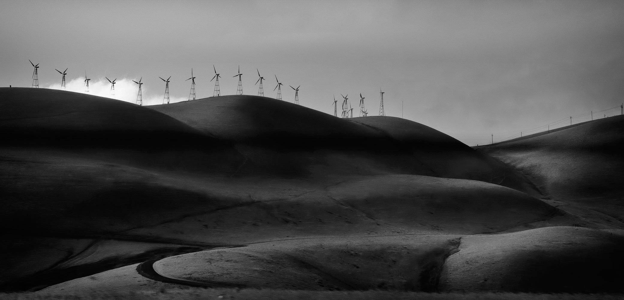 Black and white, Landscape, Sutkus Rolandas