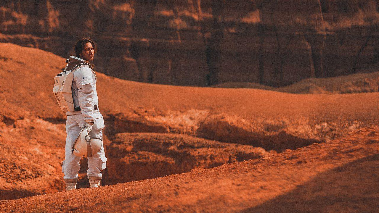 foto, photografer, space, mars, planet, скафандр, модель, девушка, фантастика, космос, красная планета, nikon, Зуфар Валиев