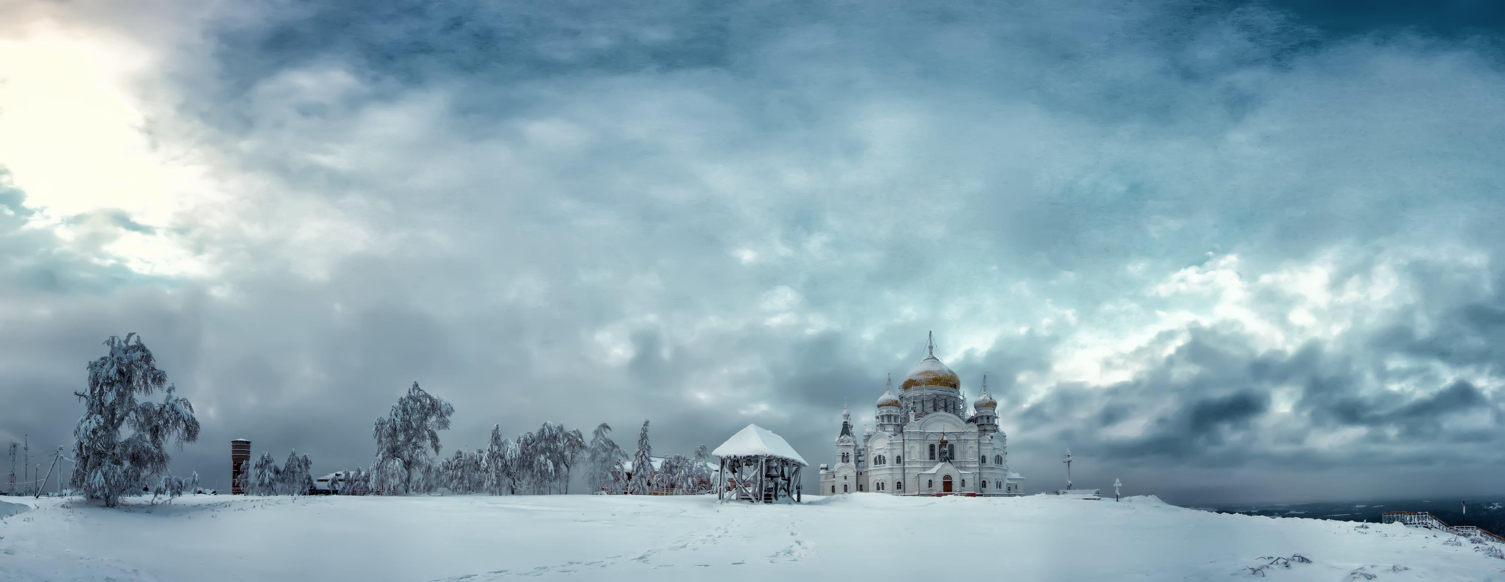 Белогорье, Пермь, Монастырь, Кемаев Александр