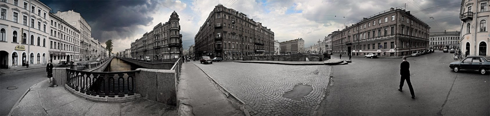 кокушкин, мост, санкт-петербург, Владимир Кириченко (vlkira)