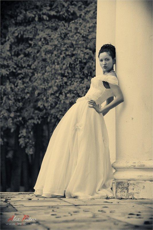 wedding,осень,парк, Александр Путев