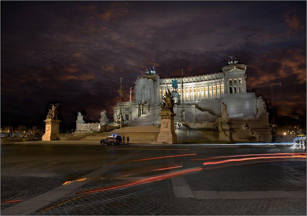 мемориал, италия, город, площадь, рим, Boris Bort