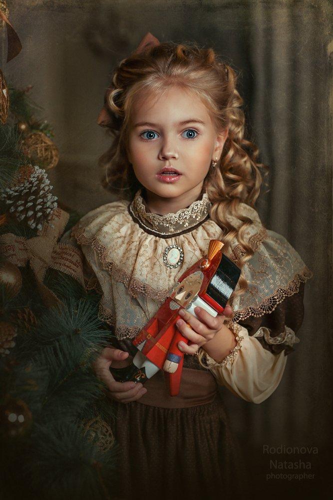 девочка,сказка,Щелкунчик, Родионова Наташенька