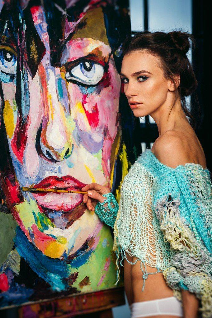Art, Art photo, Beautiful, Beauty, Emotion, Girl, Light, Model, Moscow, Nikon, Painting, People, Photo, Portrait, Studio, Андрей Лободин