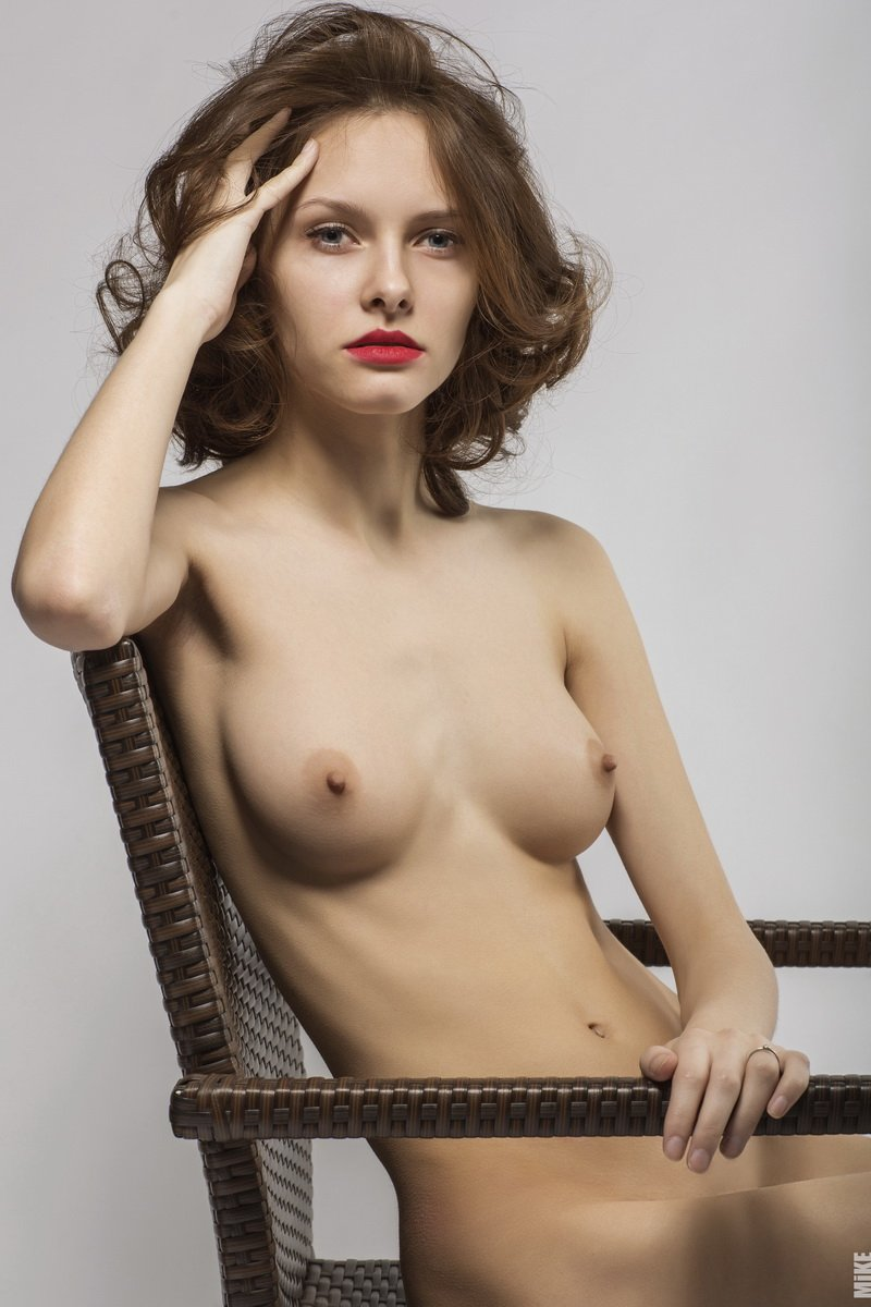 nude, girl, young, beauty, Крылов Михаил