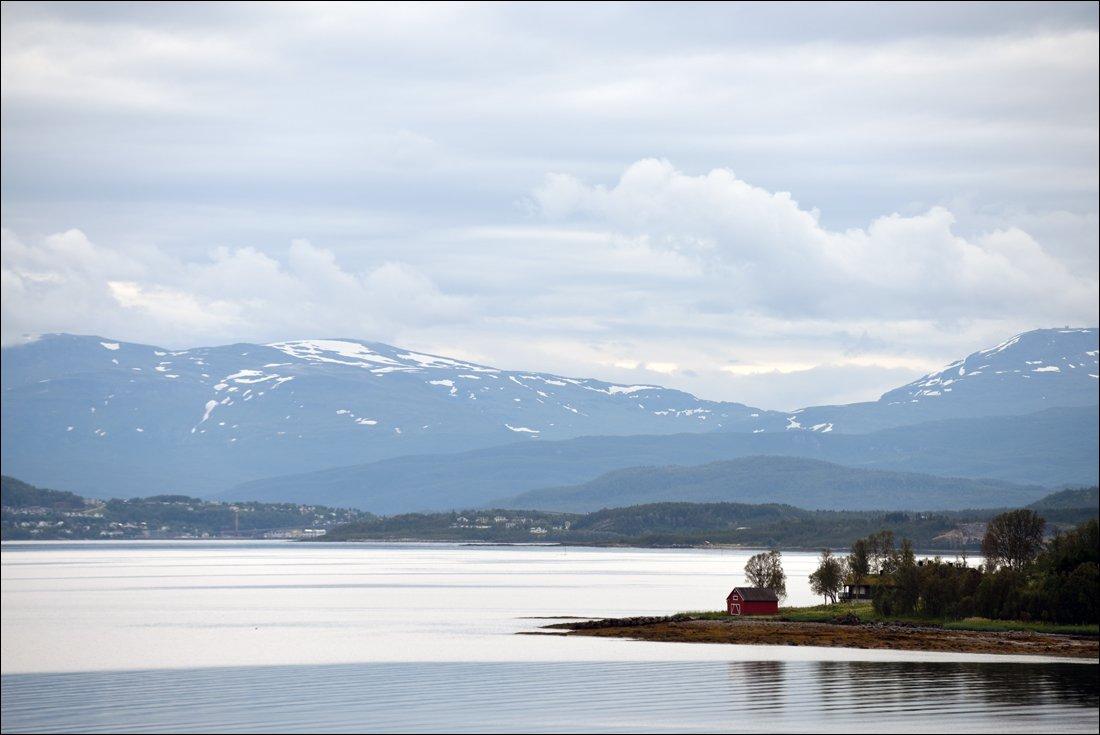 Норвегия, Остров Сенья, Крицак Ольга