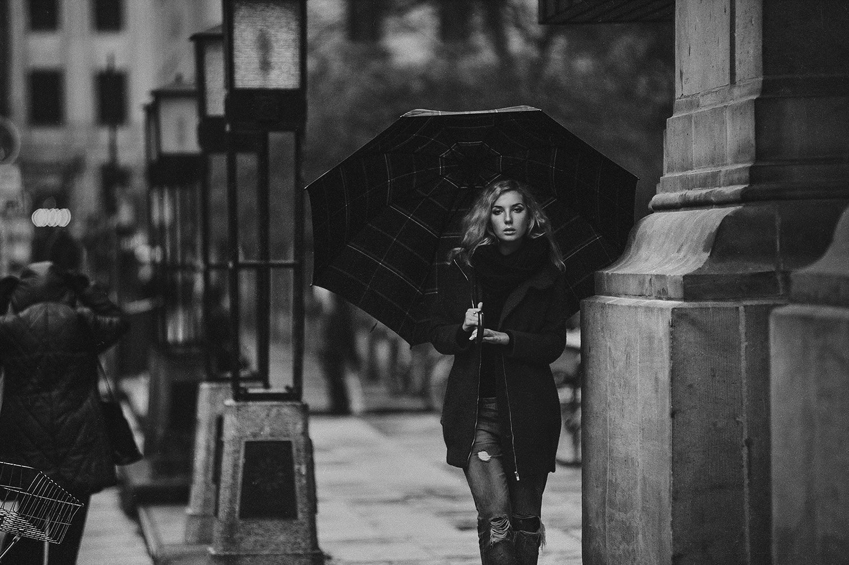 осень,жанр,стрит,город,портрет,арт,чб,beauty,portrait,Аркадий Курта,Берлин, Аркадий Курта