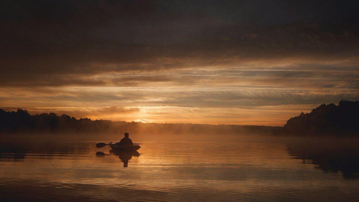 Canon, Canon 70d, Fisherman, Lake, Landscape, Landscapes, Nature, River, Sigma, Дмитрий Шеремет