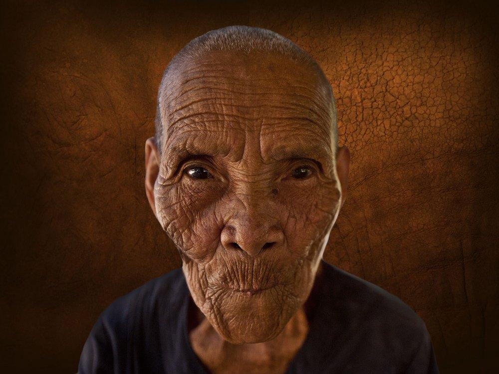 Asia, Asian, Cambodia, Man, Men, Old, Older, Portrait, Studio, Tomek Jungowski