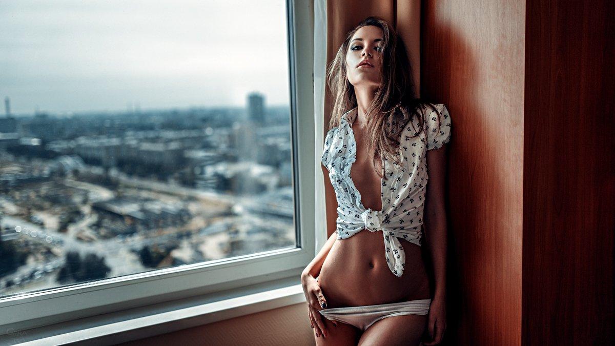 Art, Fine art, Mood, Portrait, Sexy, Арт, Настроение, Портрет, Георгий Чернядьев