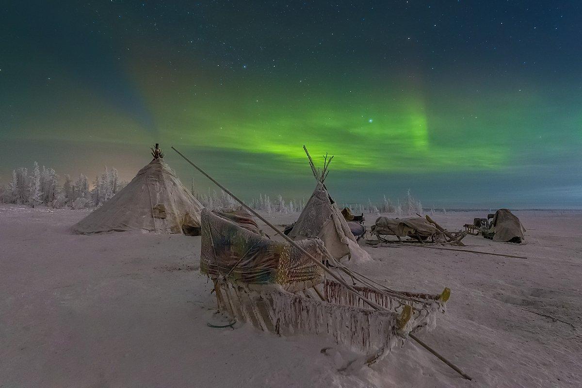 Картинки про крайний север
