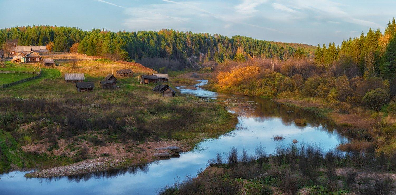 Вологодская область, Вологодчина, Стрельна, Андрей Грачев