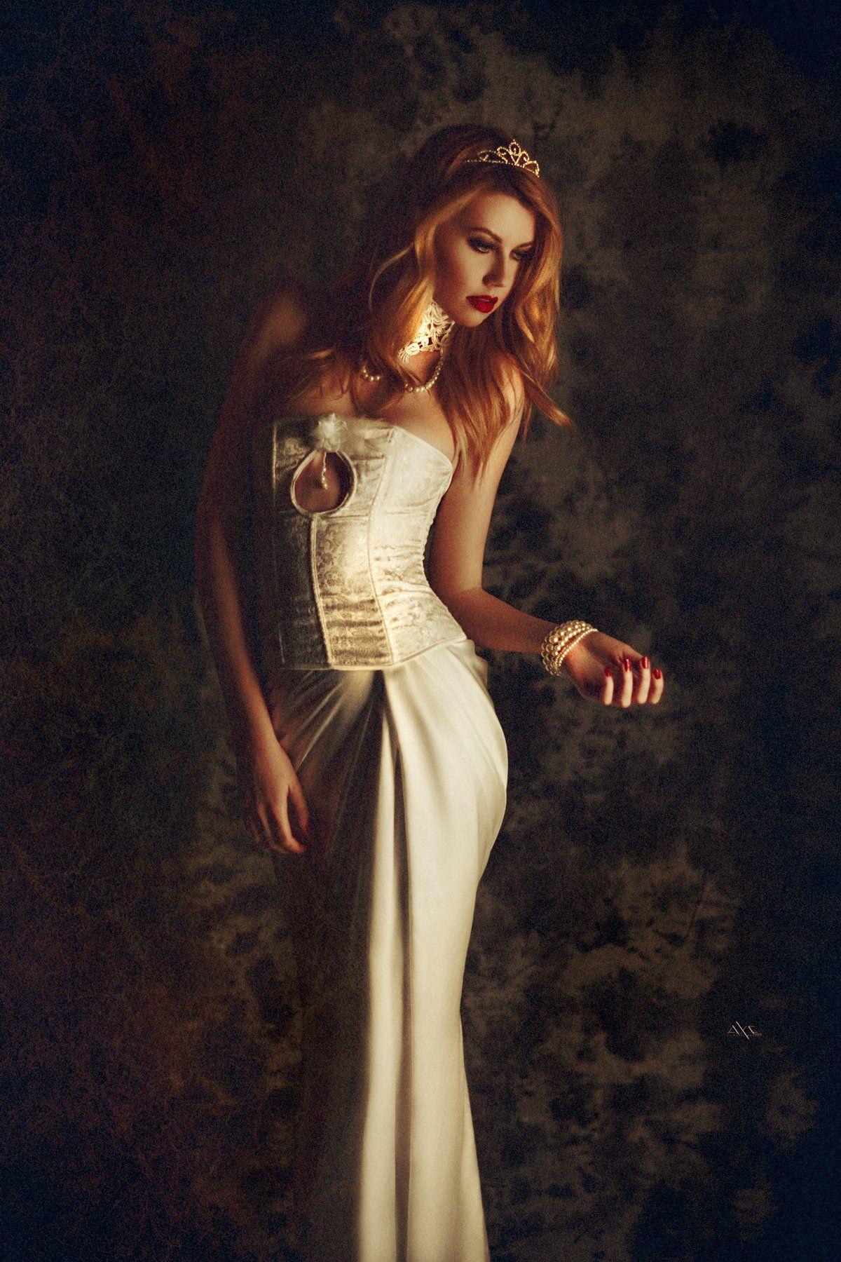 Light, Mood, Portrait, Studio, Woman, Руслан Болгов (Axe)