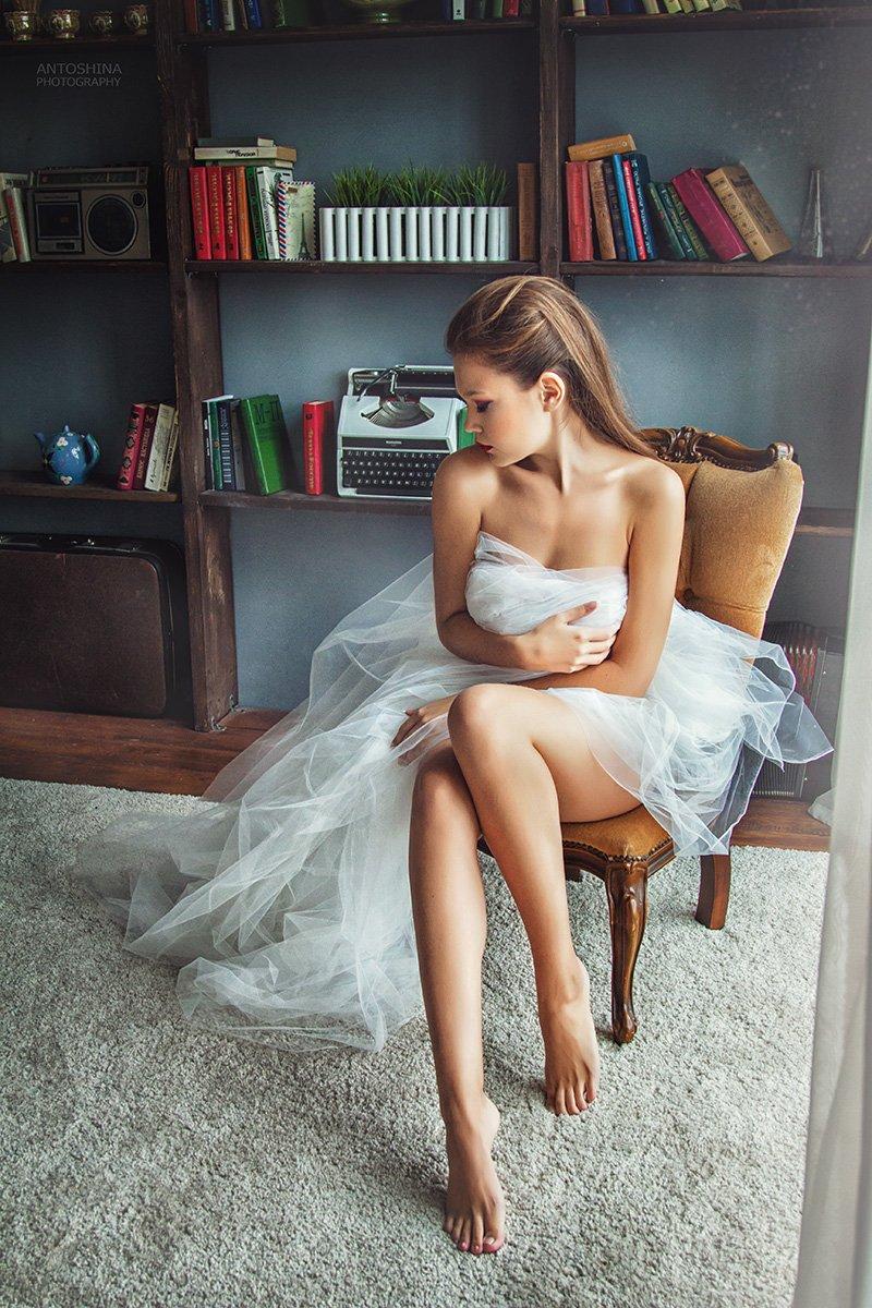 портрет, Антошина Татьяна