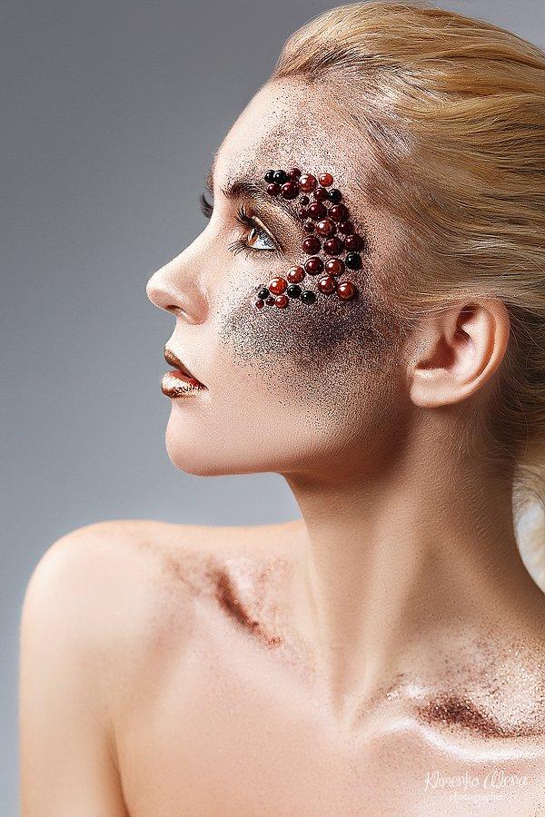 Fashion, Блондинка, Портрет, Портрет девушки, Студия, Алена Клименко
