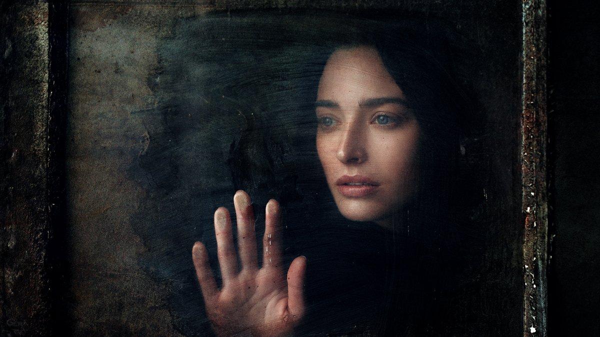 Art, Fine art, Mood, Portrait, Арт, Портрет, Георгий Чернядьев