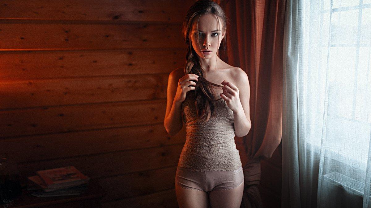 Mood, Portrait, Sexy, Настроение, Портрет, Георгий Чернядьев