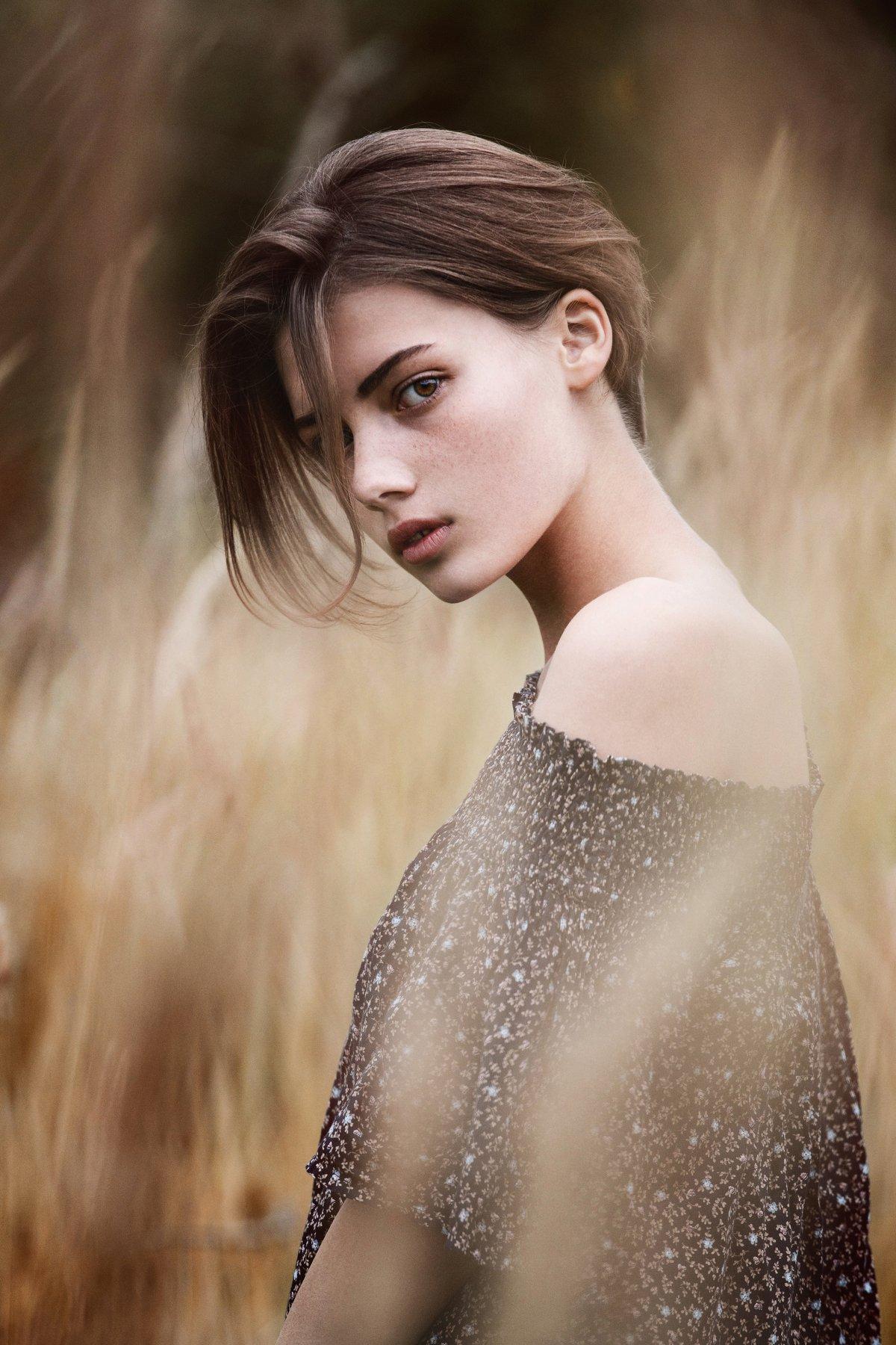 глаза, веснушки, поле, природа, девушка,лето,eyes, freckles, field, nature, girl, summer, Александра Маркварт