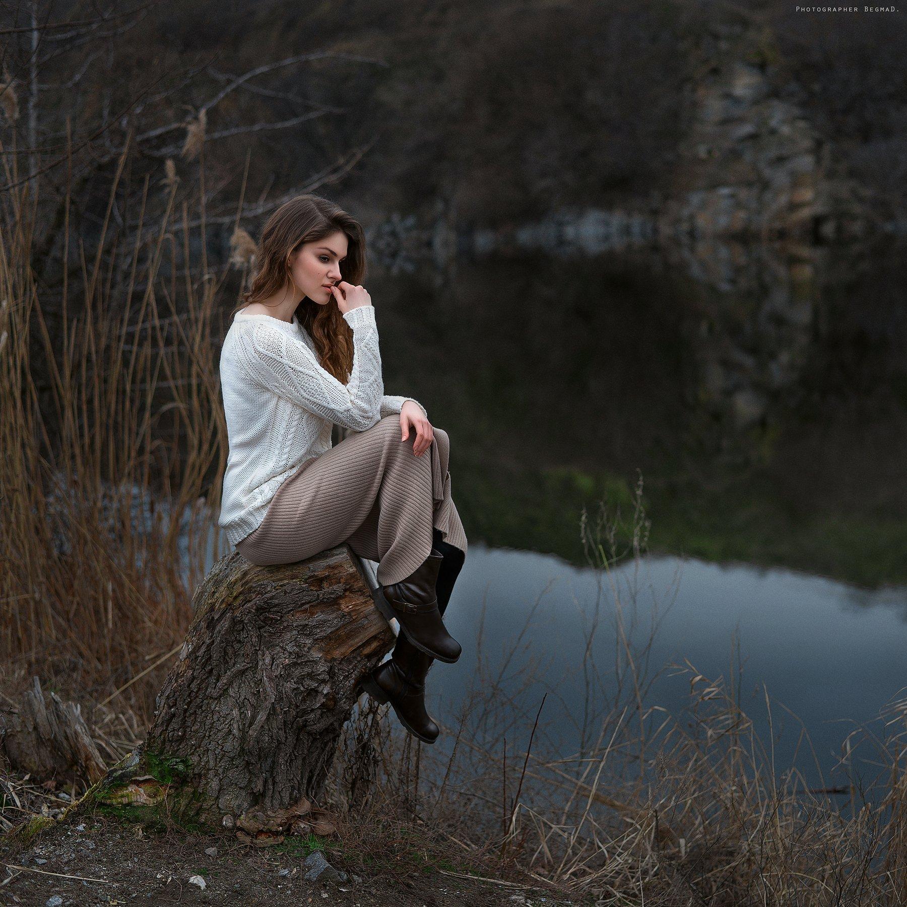 Art photo, Atmospheric, Beautiful, BegmaD, Color, D610, Dantar90, Girl, Landscape, Model, Nikon, Portrait, Атмосферное фото, Портрет, Дмитрий Бегма