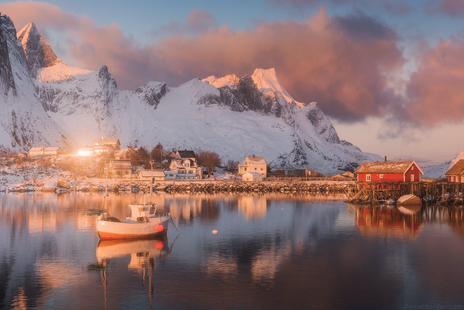 Норвегия, Даниил Коржонов