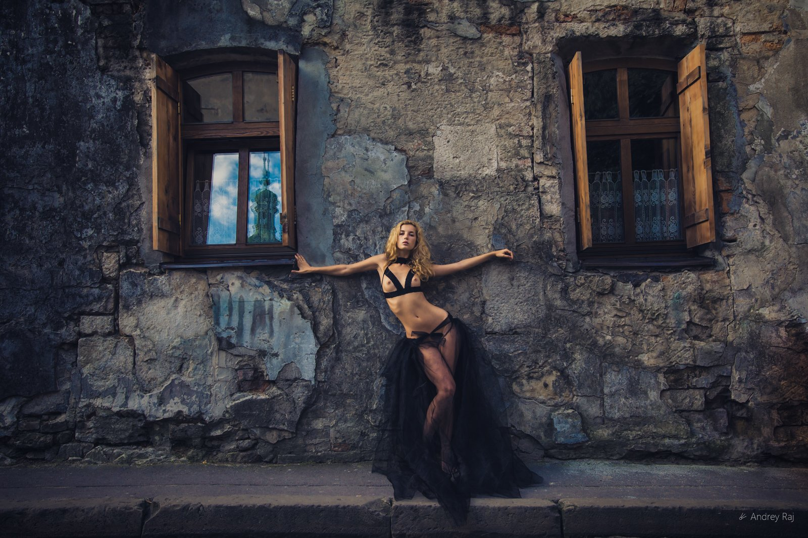 , Andrey Raj
