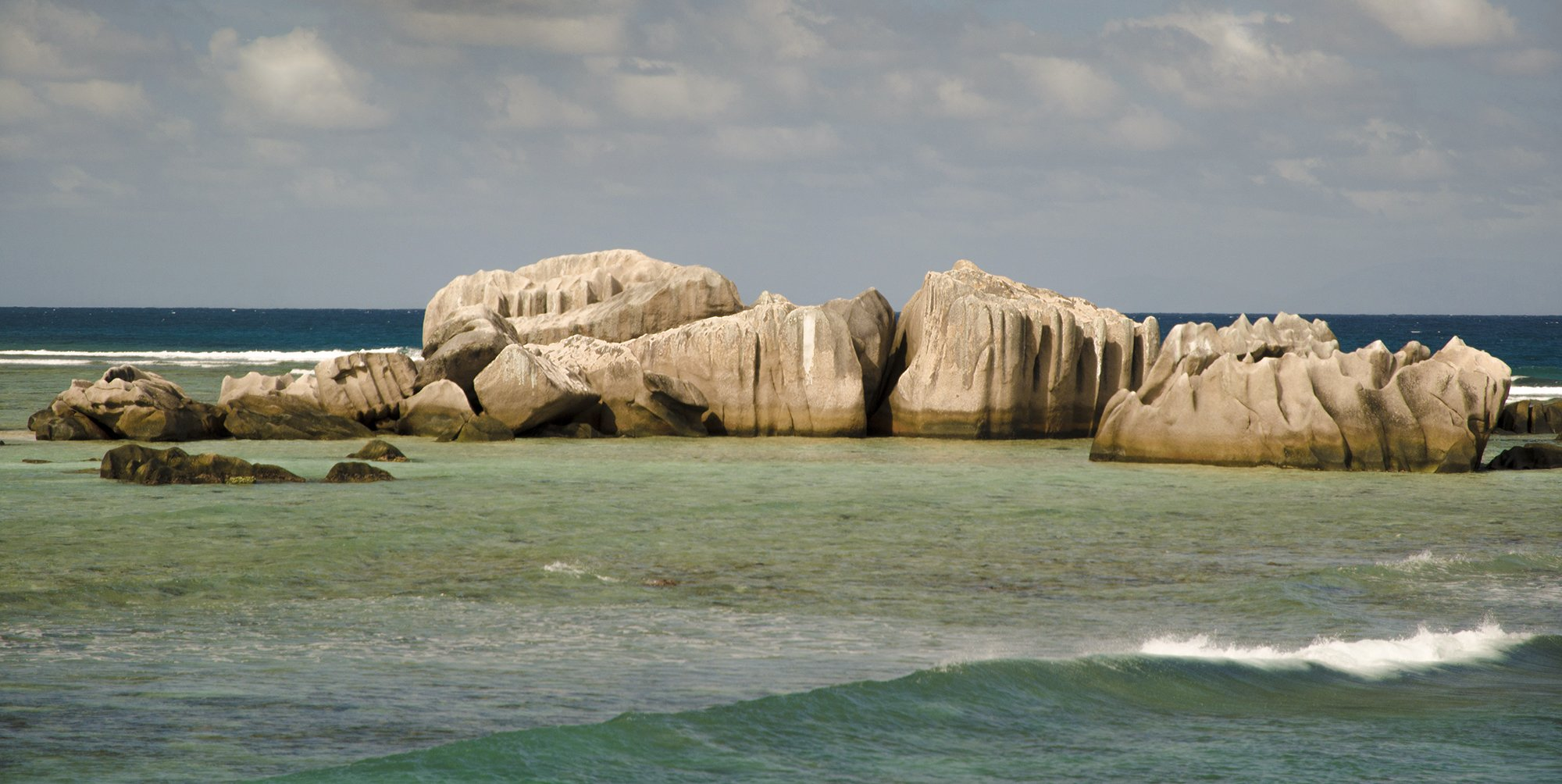 Камни, скалы, отров, океан, берег, экзотика, тропики, Марина Мудрова