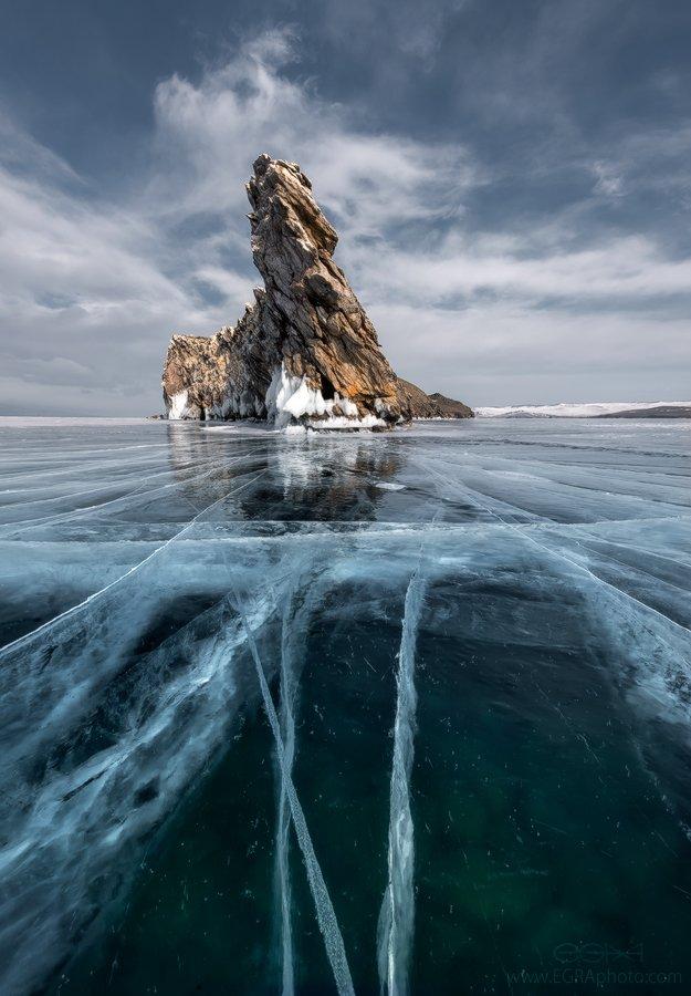 baikal, island, siberia, байкал, остров, сибирь, огой, лед, ice, EGRA