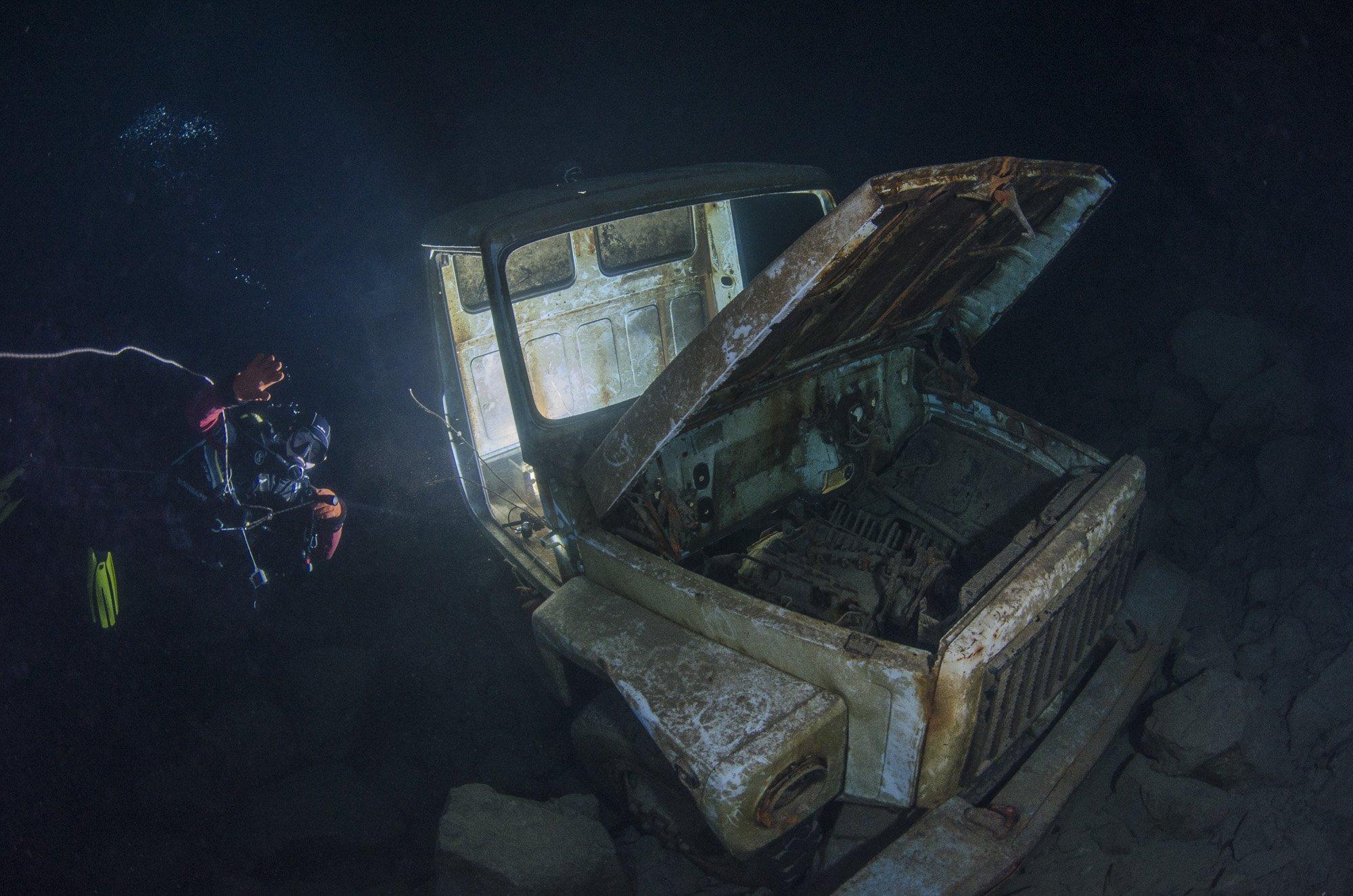 под водой, подводный мир, дайвинг, Дмитрий Старостенков
