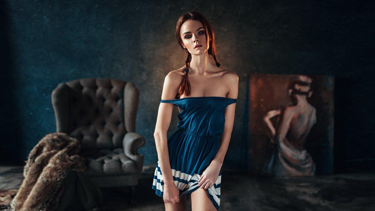 Mood, Portrait, Sensuality, Sexy, Настроение, Портрет, Чувства, Георгий Чернядьев