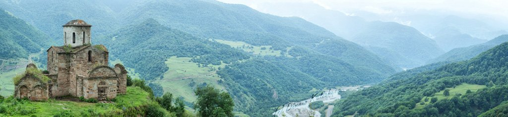 сентинский храм, теберда, кчр, кавказ, горы, развалины, руины, старина, архитектура, храм, церковь, древность, панорама, пейзаж, горы, Динара Кулешова