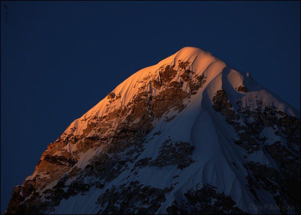 непал, гималаи, трек к бл эвереста, nepal, himalaya, trek to bc everest, пумо ри, pumo ri,, Оксана Борц