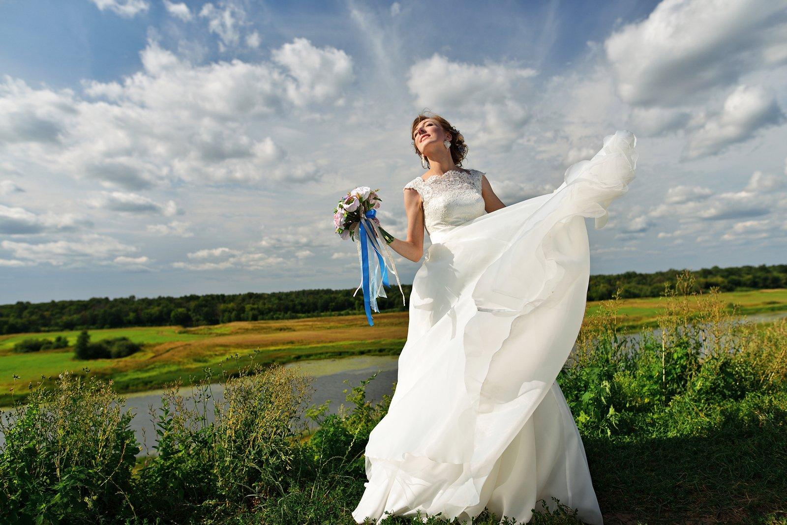 свадьба, невеста, wedding, Феофанов Дмитрий