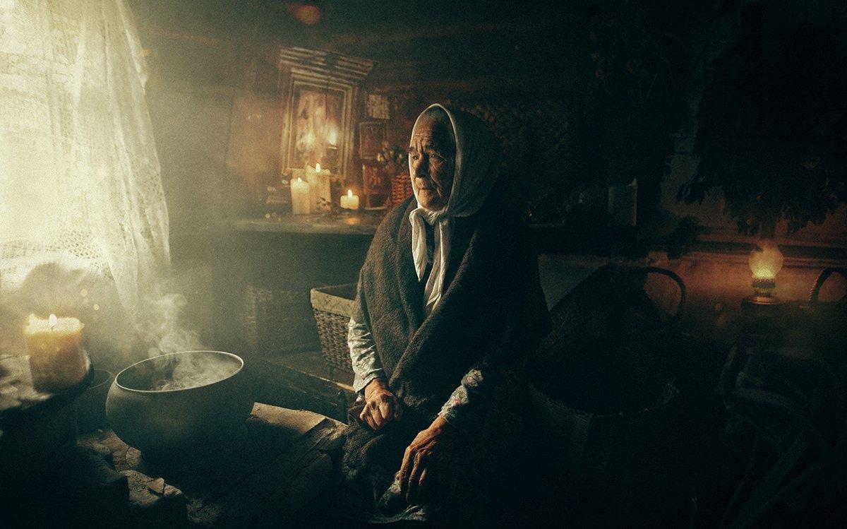 Бабушка, Рогожкин Дмитрий