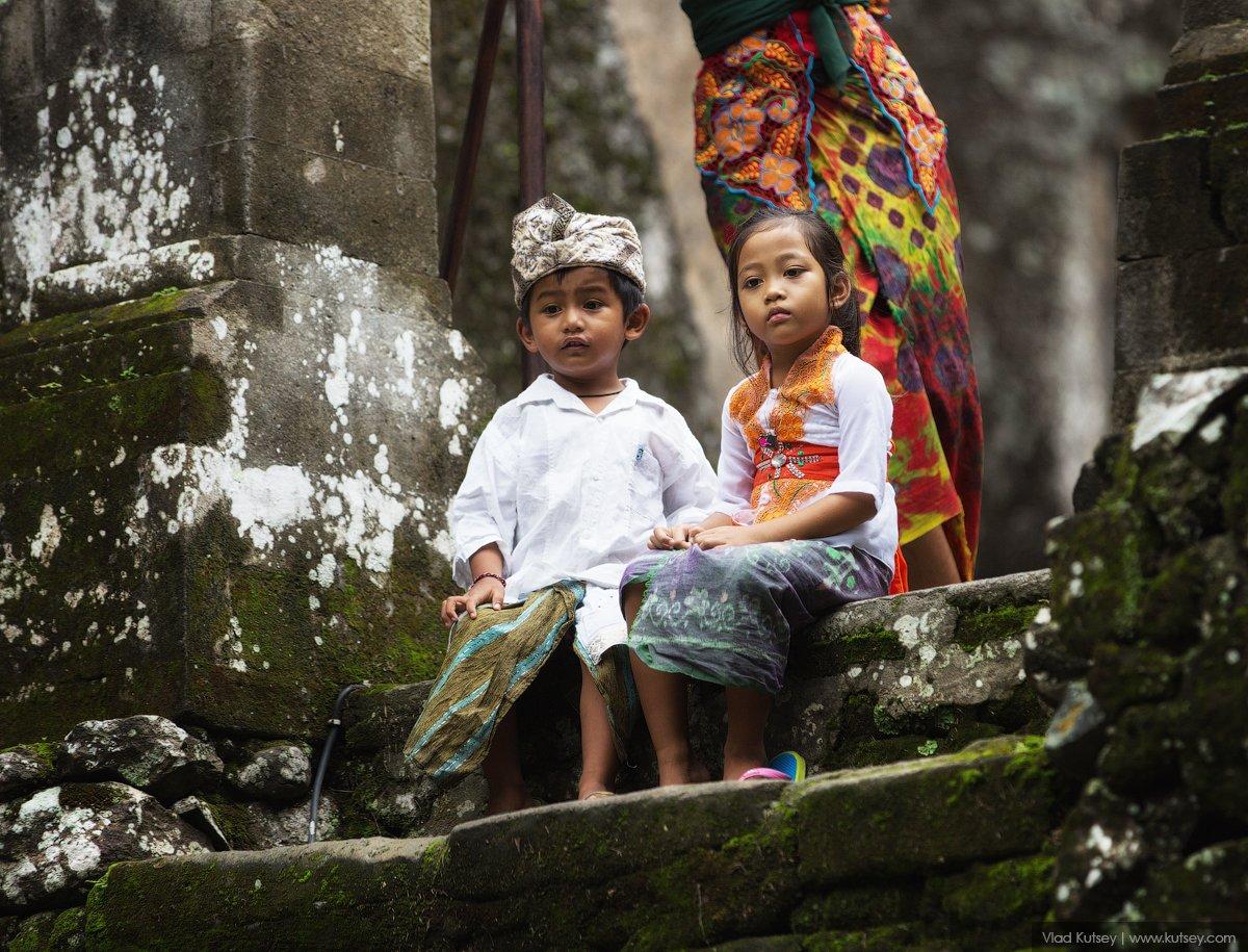 дети, бали, индонезия, индуизм, kids, bali, indonesia, explore, hindu, Владимир Куцый