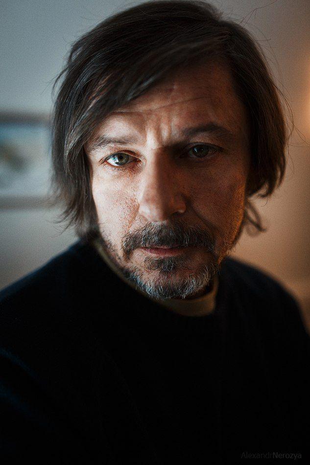 брутальный, режиссер, красноярск, мужчина, нерозя, портрет, серьезный, театр, Aleksandr Nerozya