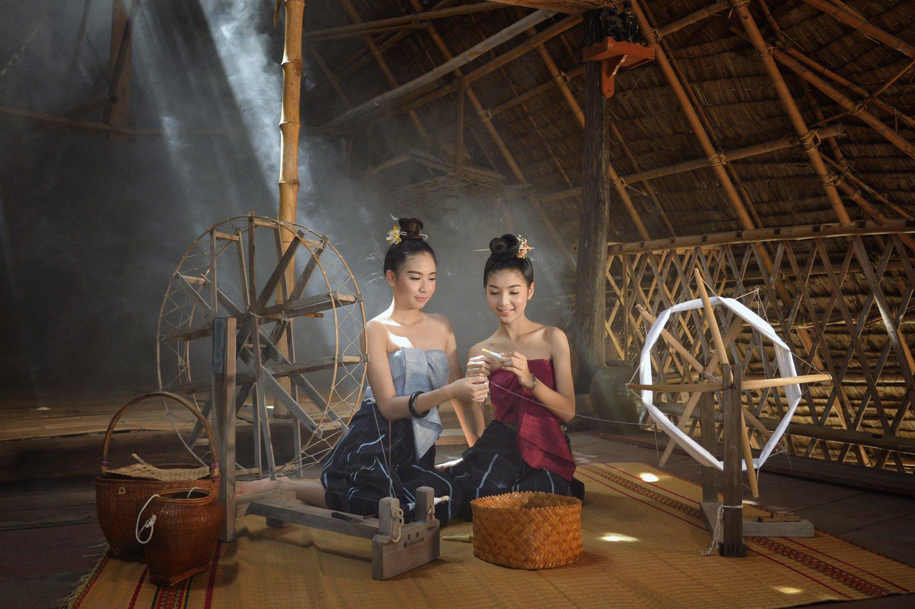 Asia, Asian, Beautiful, Culture, Dress, Thai, Thailand, Traditional, Travel, Saravut Whanset