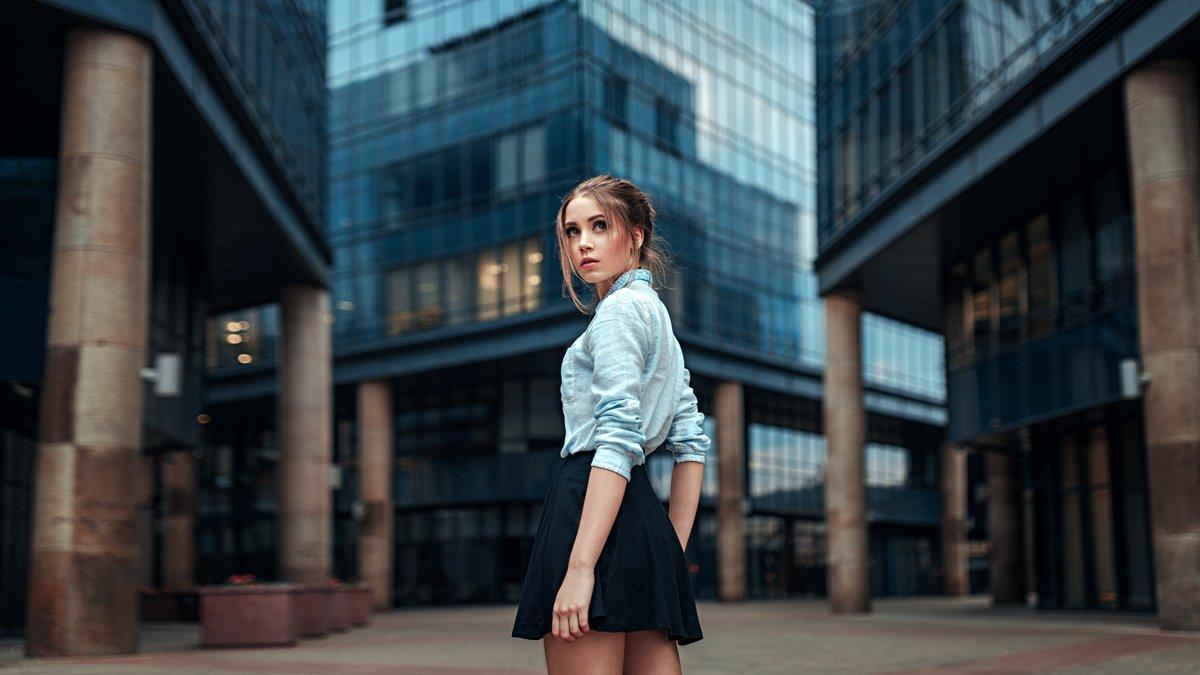 Art, Building, Mood, Portrait, Арт, Архитектура, Настроение, Портрет, Георгий Чернядьев