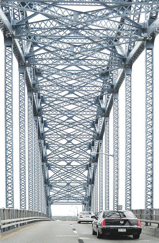 мост,ажур,авто,день,утро,, Pavel