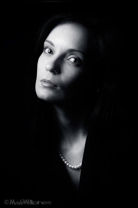 portrait, girl, black&white, emotion, sad, девушка, портрет, черно-белое, эмоция, грусть, Максим Малевич