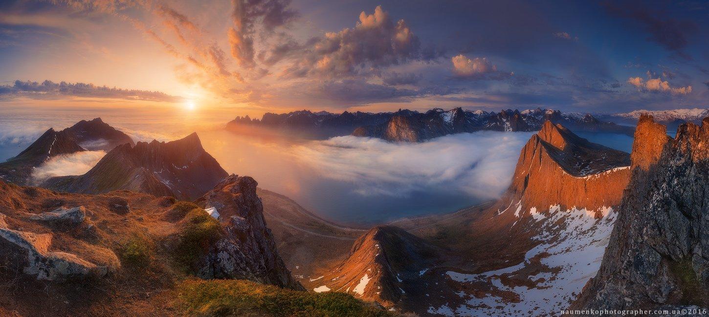 норвегия, европа, лофотены, сенья, норвежское, арктический, пляж, красивые, красота, синий, рыбалка, фьорды, острова, пейзаж, горы, природа, нордический, север, северо-восточный, скандинавия, пейзажи, живописные, море, небо, лето, туризм, путешествия, тро, Александр Науменко