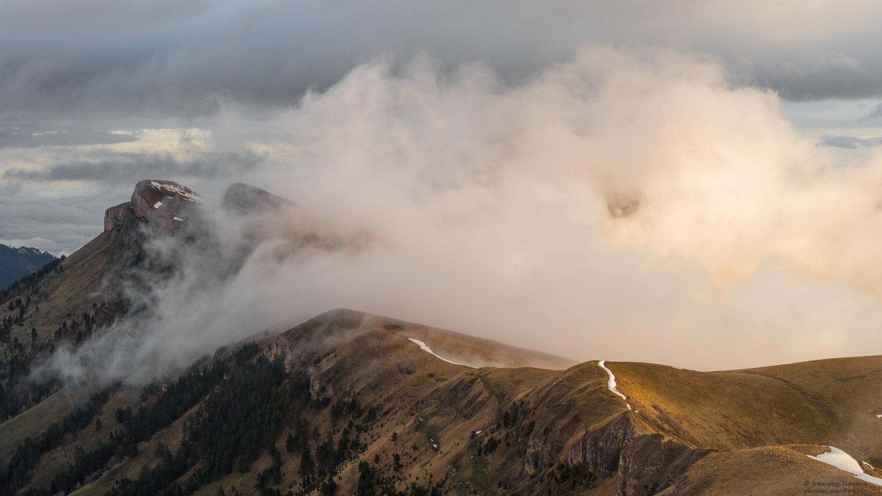 облака, Александр Плеханов
