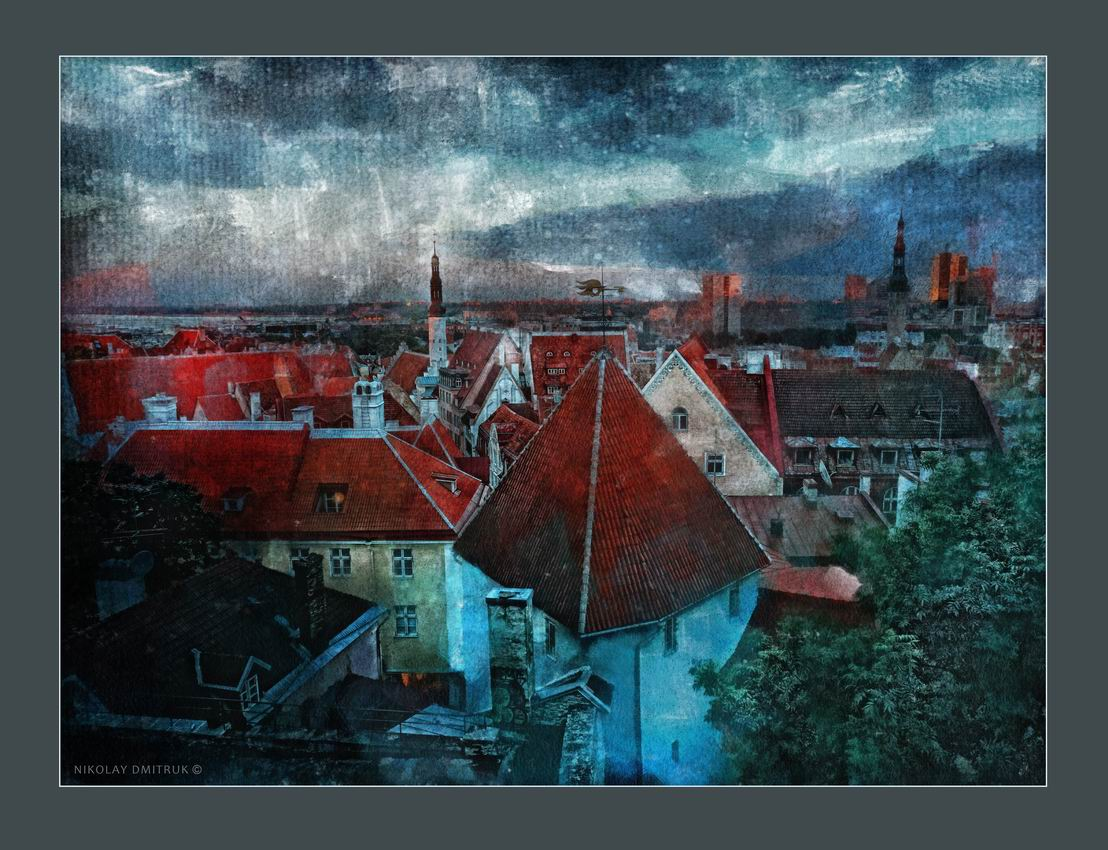 Город, Музыка, Эстония, nick23
